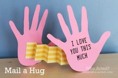 Best holiday crafts for kids to make valentines sunday school 42 Ideas My Funny Valentine, Valentine Crafts, Valentine Day Gifts, Kids Valentines, Holiday Crafts For Kids, Crafts For Kids To Make, Diy Gifts For Him, Cute Gifts, Funny Gifts