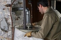 Insulate your hot water tank to save energy and money. | Photo courtesy of iStockphoto.com/glennebo