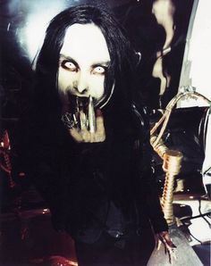 Dani Filth. ♥♥♥. #DaniFilth #CradleofFilth