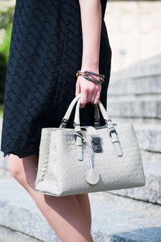 BAG AND THE CITY #BottegaVeneta #Bag #TomasMaier #Bracelet