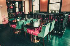THE STAR OF BETHNAL GREEN - Hackney, London by KAI Interiors - Restaurant Floor