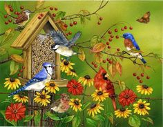 Творчество художницы Джейн Мэдей (Jane Maday), Колорадо, США. Обсуждение на LiveInternet - Российский Сервис Онлайн-Дневников