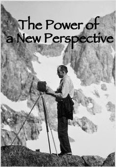 The Power of a New Perspective - The Simply Luxurious Life