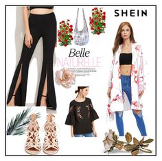 """Shein 8"" by ajisa-ikanovic ❤ liked on Polyvore featuring Aquazzura"