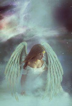 Beautiful Angel - Fantasy Wallpaper ID 1787171 - Desktop Nexus Abstract Angel Images, Angel Pictures, Beautiful Angels Pictures, Beautiful Artwork, Angels Among Us, Angels And Demons, I Believe In Angels, Ange Demon, My Guardian Angel