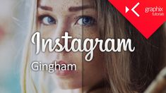 How To Make a Instagram Gingham Filter Effect - Adobe Photoshop CC 2015 Tutorial - GraphixTV - YouTube