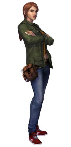 Stacey Forsythe - Dead Rising 2