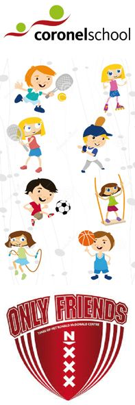 Maatwerk leeswijzer thema Sport - in opdracht Coronelschool Amsterdam
