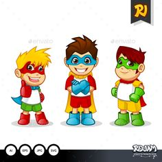 Illustration about High Quality Kid Super Heroes Vector Cartoon Illustration. Illustration of background, brave, person - 56389944 Superhero Cartoon, Superhero Kids, Super Hero High, Free Illustrations, Illustration Kids, Cartoon Characters, Royalty Free Images, Adobe Illustrator, Cute