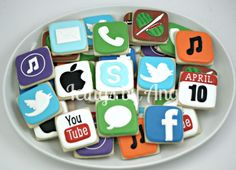 Icings by Ang: apps Cookies Brought to you by www.cpscentral.com - Extended Warranty Plans