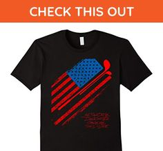 Mens Patriotic Dad usa golf American Flag  2XL Black - Relatives and family shirts (*Amazon Partner-Link)