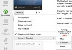 Cleaning Up Your Google+ Communities