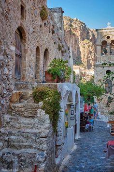 Monemvasia Greece!