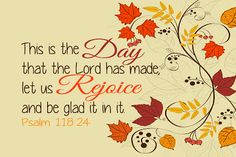 christian thanksgiving quotes from bible