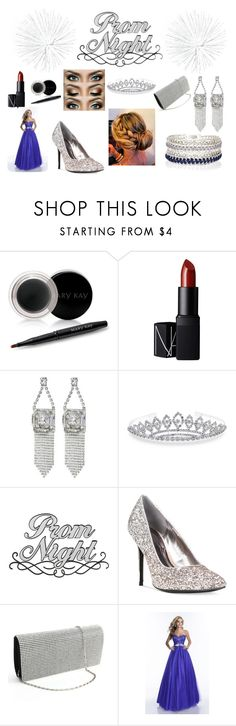 """""""Prom 2016"""" by flowers8989 ❤ liked on Polyvore featuring Mary Kay, NARS Cosmetics, Bling Jewelry, Carlos by Carlos Santana, Envious Couture and River Island"""