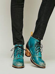 Wanna Dance Ankle Boot