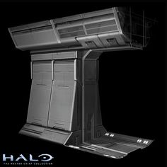 ArtStation - Halo: The Master Chief Collection (Halo 2: Anniversary), Alex Twin