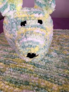 Baby comforter hand knitted in very soft Lemon Splice Baby Baby Comforter, Baby Knits, Baby Knitting, Comforters, Lemon, Snoopy, Handmade Gifts, Fictional Characters, Etsy