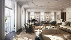 There will also be an on-site salon and spa. - ELLEDecor.com