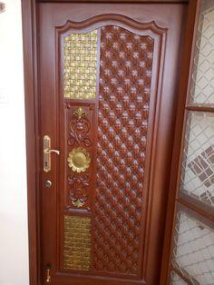 Door Design Photos, Modern Exterior Doors, Wooden Main Door Design, Door Design Interior, Wooden Doors, Woodworking, Home Decor, Doors, Decoration Home