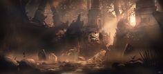ArtStation - Discovery 1, krishna raju