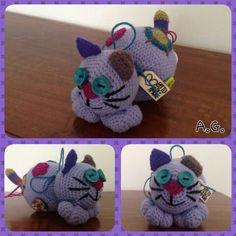 Ancora un gatto ^^ -amigurumi-
