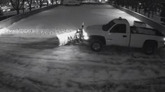 Satisfying to watch! A snow plow removing snow from a business parking lot. On video via outdoor IP surveillance camera. Home Security Tips, Wireless Home Security Systems, Security Alarm, Security Surveillance, Surveillance System, Security Cameras For Home, Security Service, Security Equipment, Snow Plow