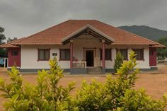 Luxurious 1BHK private villa for daily rent in ‪#‎coorg‬.