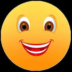 Smiley animiert – Meine Internetseite