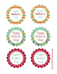 Mine for the Making: Mother's Day Tags {printable} Mothers Day Decor, Diy Mothers Day Gifts, Happy Mothers Day, Muffins For Mom, Mothers Day Cupcakes, Mother's Day Printables, Mother's Day Cookies, Mother's Day Gift Baskets, Free Printable Tags