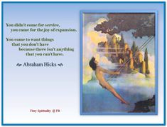 You came for the JOY of expansion. #AbrahamHicks  #LawOfAttraction #LOA