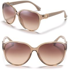 Love this: Michael Colombia Oversized Cat Eye Sunglasses @Lyst