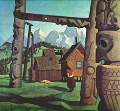 Edwin Holgate, Canadian Group of Seven Tom Thomson, Canadian Painters, Canadian Artists, Emily Carr Paintings, Oil Paintings, Group Of Seven Paintings, Vancouver Art Gallery, Montreal Museums, Edwin