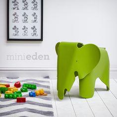 Eames Style Elephant