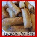 Tasty Tuesdays: Homemade Egg Rolls with food #linky #eggrolls - Creative K Kids