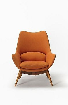 Grant Featherston; #E2 'Elastic Suspension' Chair, 1954.