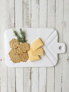 Ceramic Cheese Board Serving Kitchen & by PetitePotteryMarket