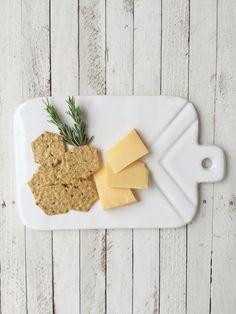 Ceramic Cheese Board Serving Kitchen & by PetitePotteryMarket