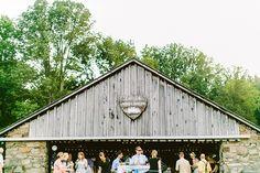 Bowman's Hill--Pavilion reception
