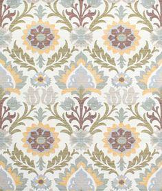 Waverly Santa Maria Pebble Fabric - $19.45 | onlinefabricstore.net For the master bedroom curtains.