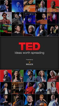 If you don't know about TED talks - you need this app.  What a great way to listen to great presentations on the go.