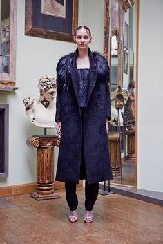 Ellery at Paris Fashion Week.