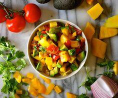 Chunky Rainbow Salsa | BeachbodyBlog.com