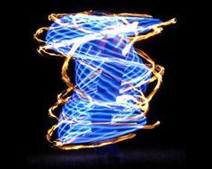 Firestorm.... fire hula hoop...so pretty