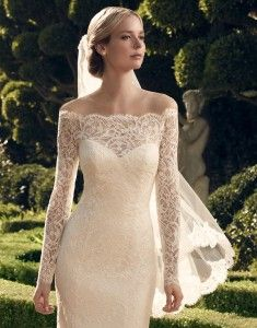 This dress is incredible!  Give it a re-pin!  Casablanca Style #2169.  Available at www.gatewaybridal.com