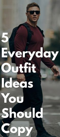 5 Everyday Outfits To Enhance Your Personality