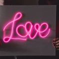 How To Make a DIY Neon Sign with EL Wire