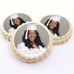 There's still time to get your #GraduationCookies!  Upload your photo and celebrate your success!  #cookiefavors #customcookies…
