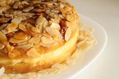 Torta de Amêndoas (Bienenstich)