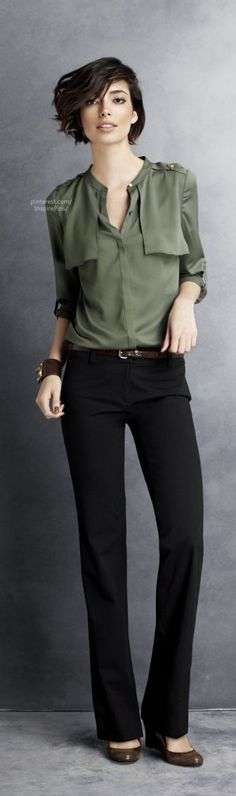 60d3e0d61 Fall / Winter - Spring / Summer - office wear - work outfit - business  casual